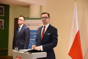 wiceminister Klimatu Sławomir Mazurek